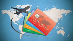 credit cards travel